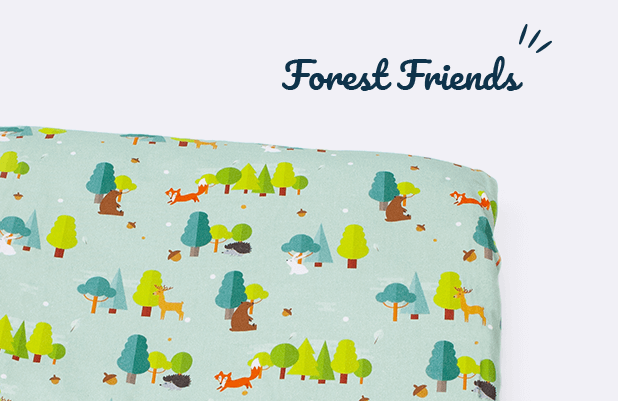 kolekcja Forest Friends