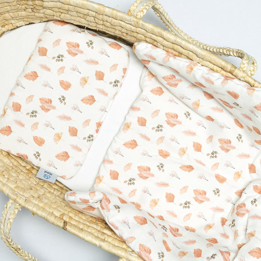 Image of Bambusowa pościel dla noworodka 60x70 Natural Boho